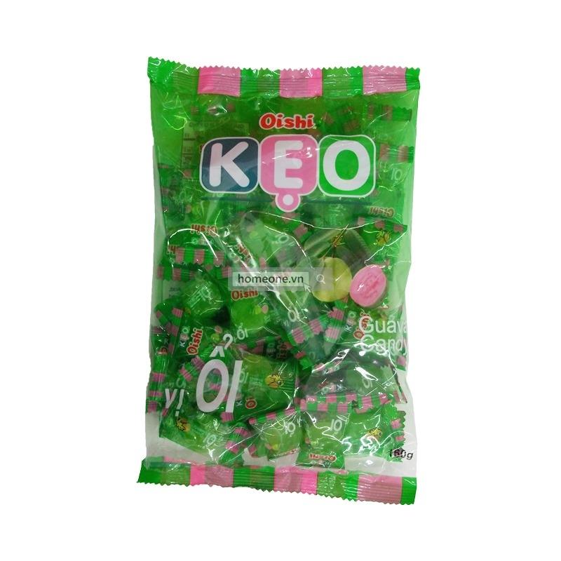 Kẹo Oishi hoa quả