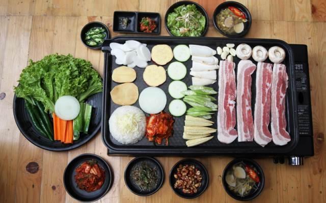 Món ăn đậm chất Hàn Quốc của Poki Poki - Korean Restaurant