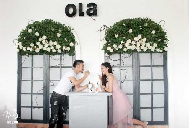 Ola Coffee – Milktea – Food