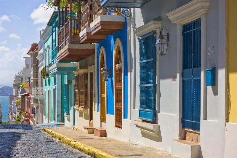 Old San Juan (Puerto Rico)
