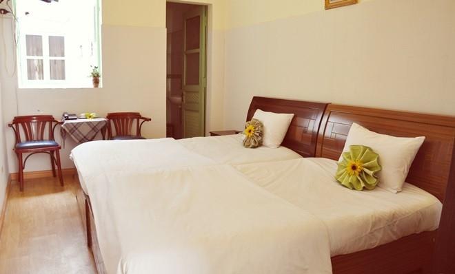 Khách sạn Olive Hanoi Hotel
