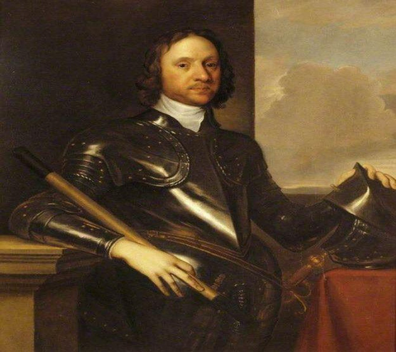 Oliver Cromwell (1599 - 1658)