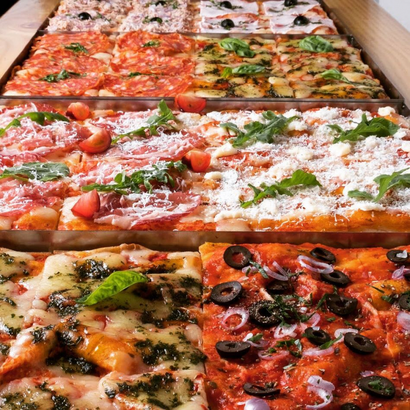 Oliver's Pizza