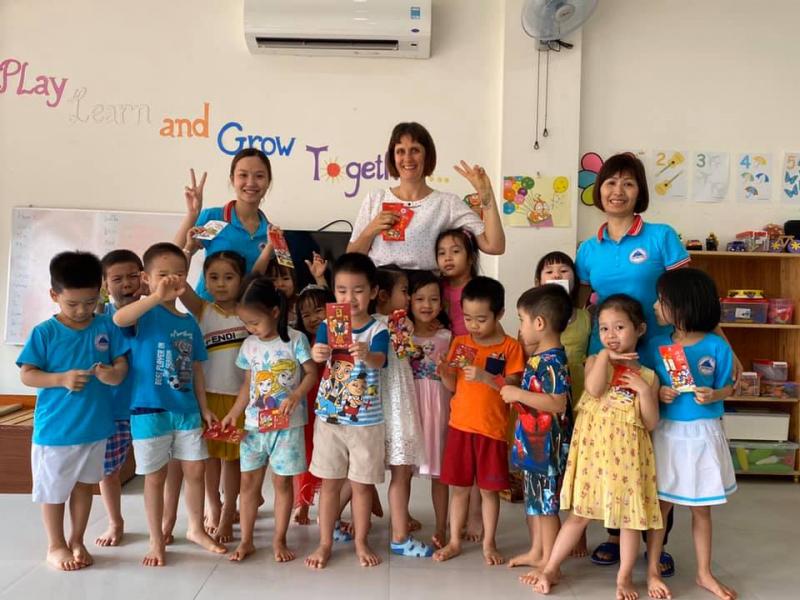 Olympus International Kindergarten