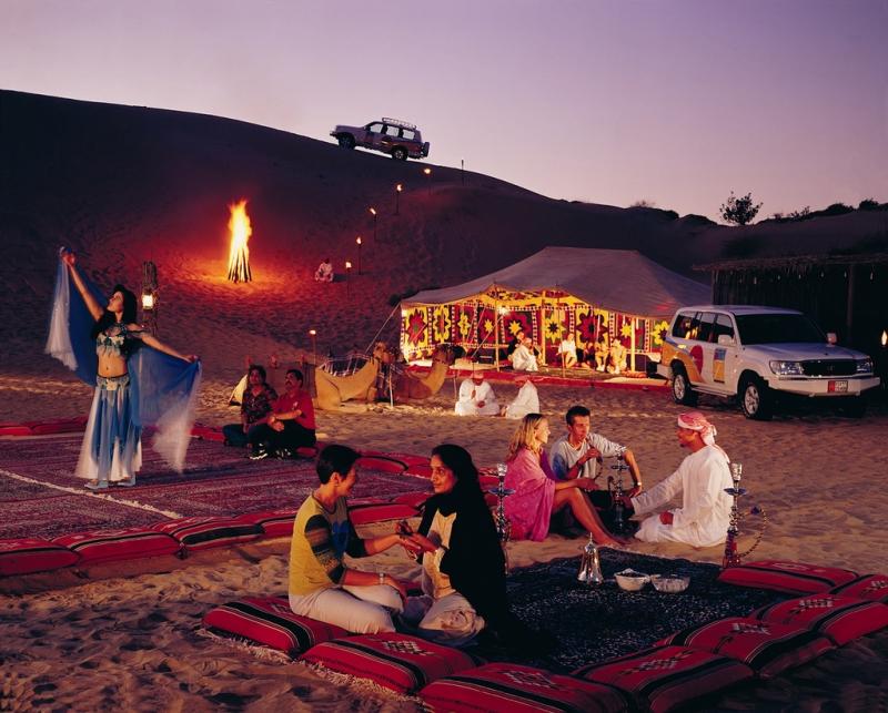 Sa mạc Safari ở Oman