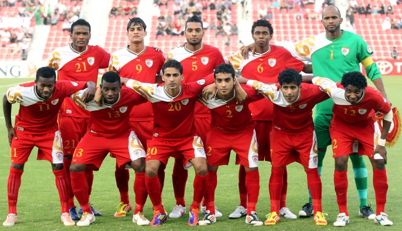 Đội tuyển Oman