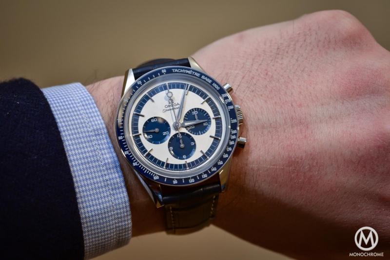 Sự thiết kế cách tân đồng hồ của ông vẫn giữ được kiểu dáng truyền thống nhưng không hề gò bó thực sự đã khiến chiếc Omega DeVille Co-axial làm nên lịch sử.