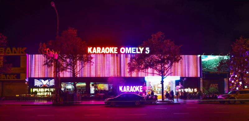 Karaoke omely 5
