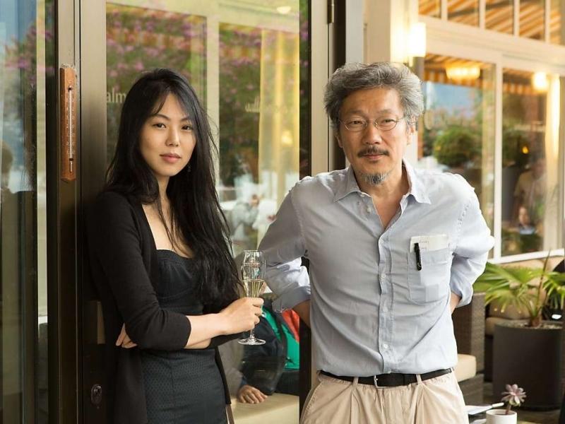 Hong Sang Soo cùng Kim Min Hee