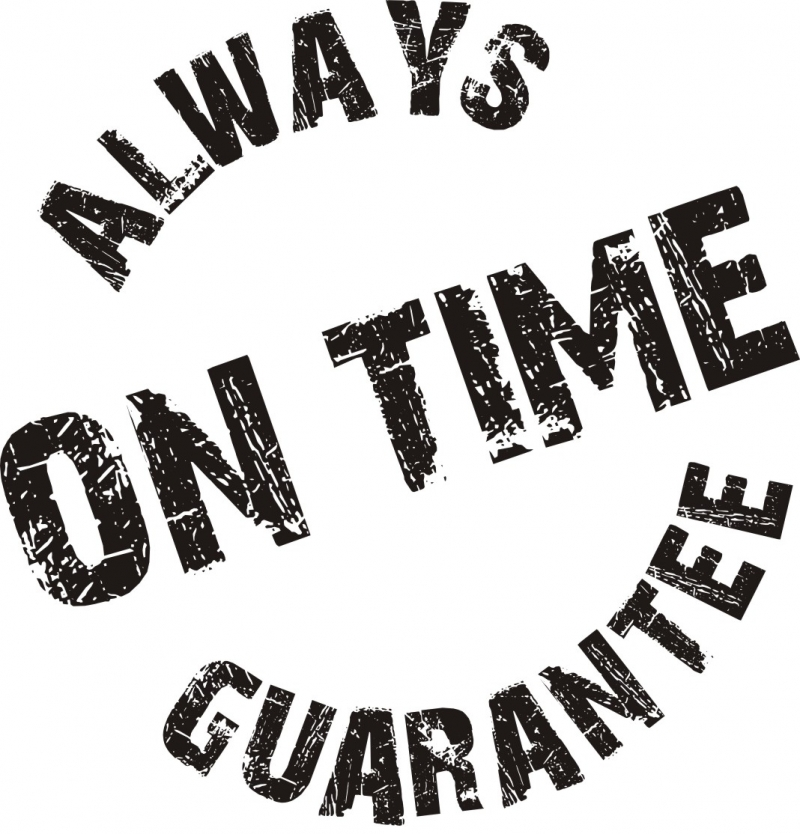 Ai cũng cần phải đúng giờ