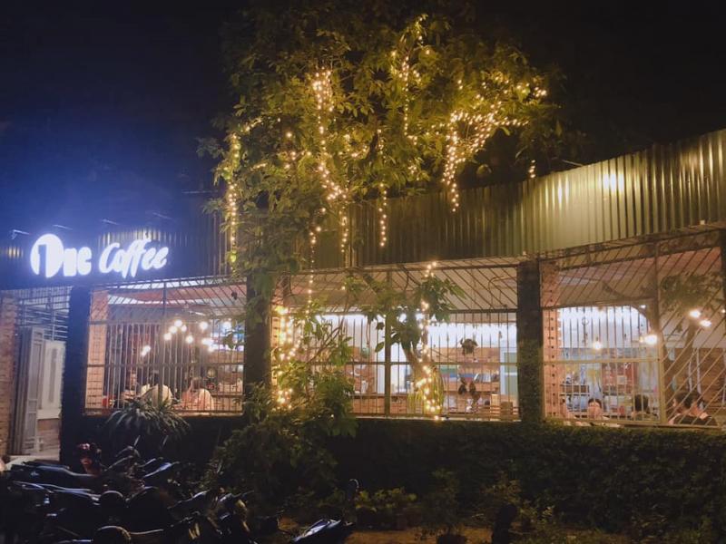 One Coffee - Quán cafe độc đáo
