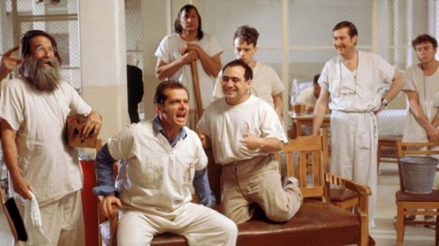 One Flew Over the Cuckoo's Nest – Bay trên tổ chim Cúc cu