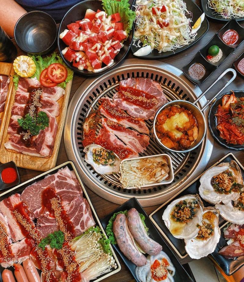One Piece - Buffet BBQ & Hotpot