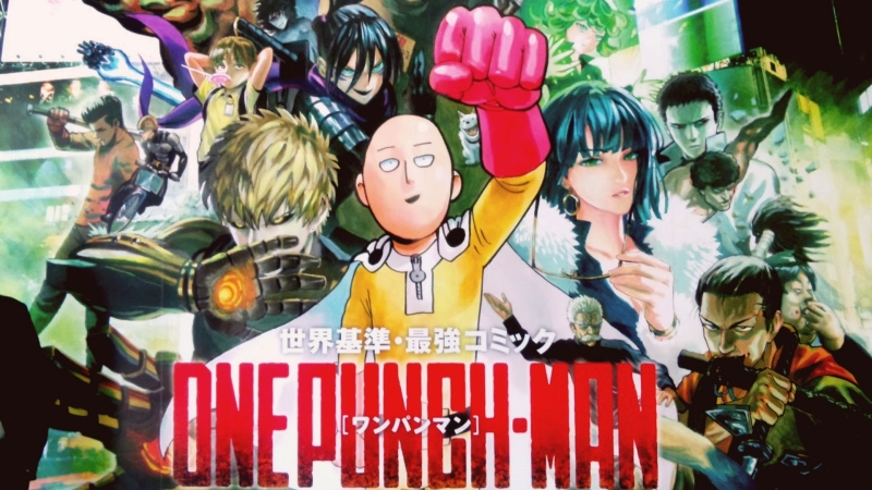 One Punch Man (ONE)
