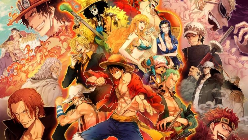 Các nhân vật trong One Piece