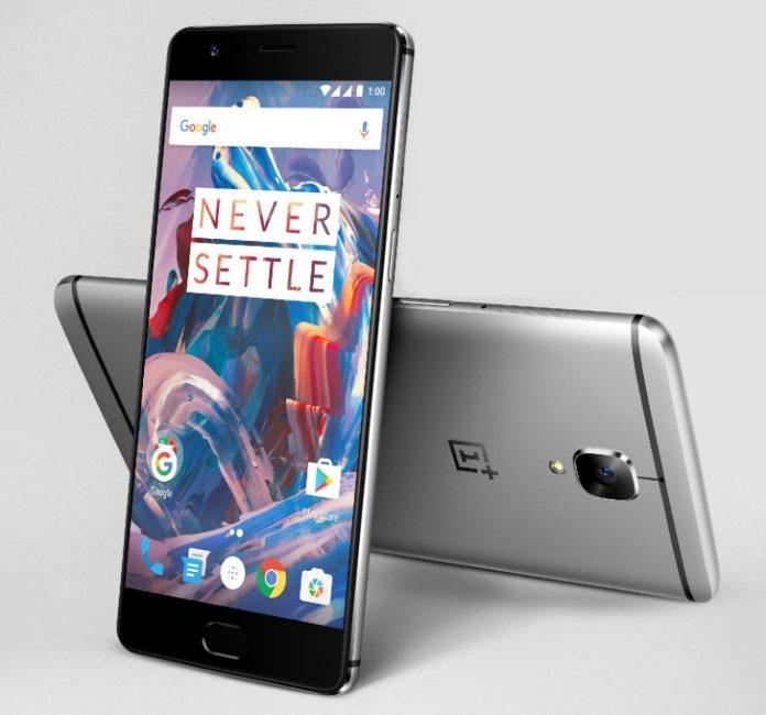 OnePlus 3 xếp hạng 5 trong danh sách những chiếc smartphone tốt nhất hiện nay