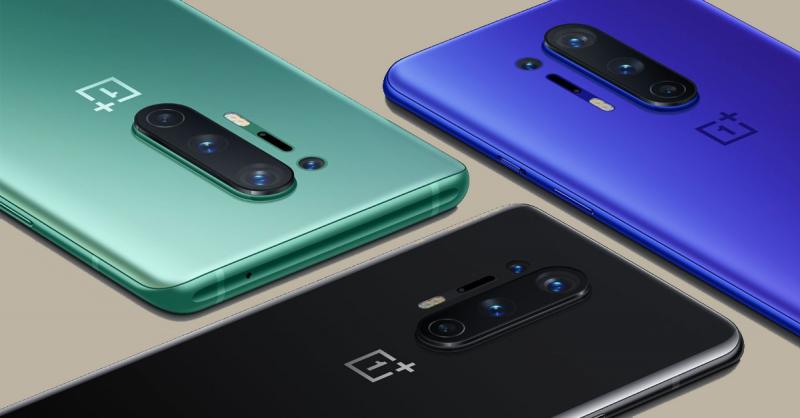 OnePlus 8 và 8 Pro