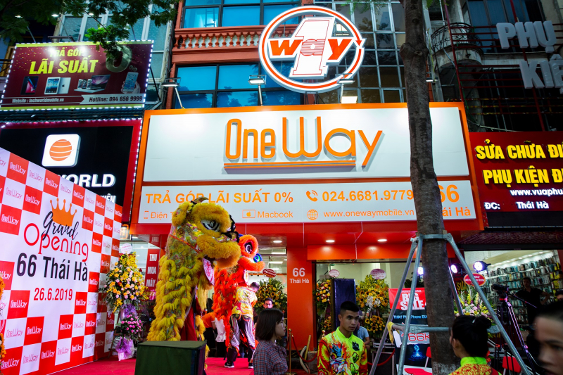 Oneway Mobile