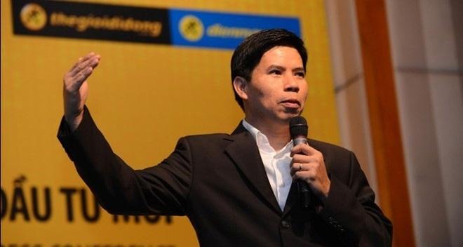 Ông Nguyễn Đức Tài - người giàu thứ 6 sàn chứng khoán Việt Nam 2016
