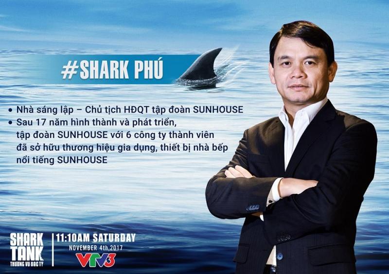 Shark Nguyễn Xuân Phú