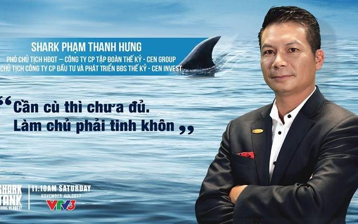 Ông Phạm Thanh Hưng cùng câu slogan tại Thương vụ bạc tỷ