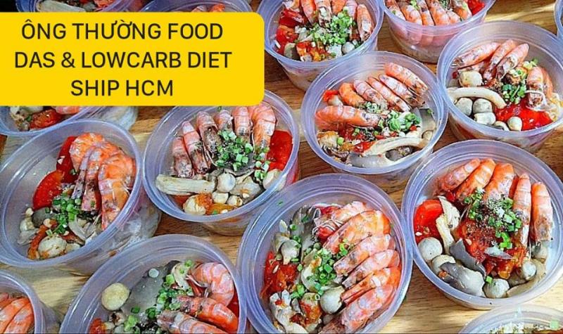 Ông Thường Food- Das, Lowcarb, Diet, Chay
