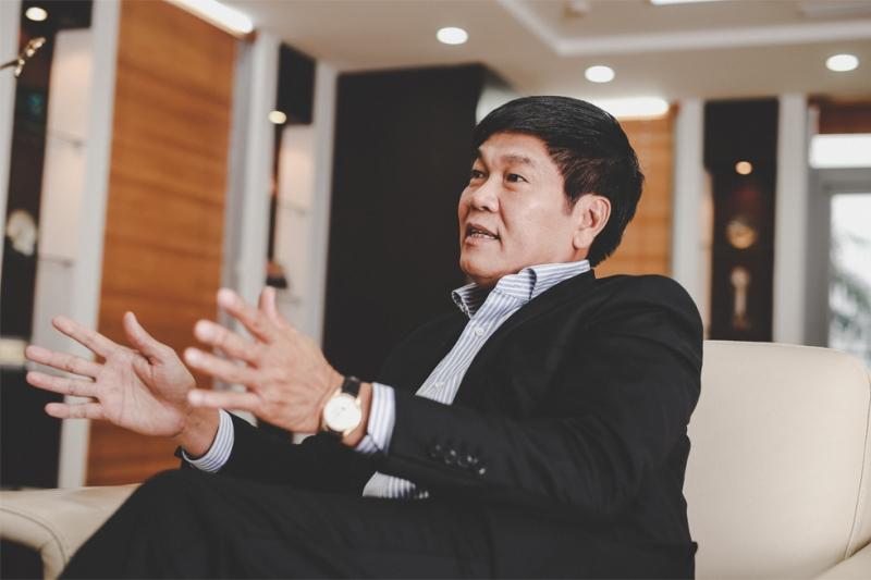 Ông Trần Đình Long - Chủ tịch Tập đoàn Hòa Phát