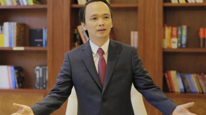 Ông Trịnh Văn Quyết