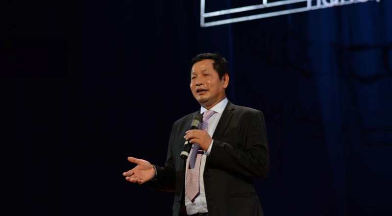 Chủ tịch Tập đoàn FPT Trương Gia Bình