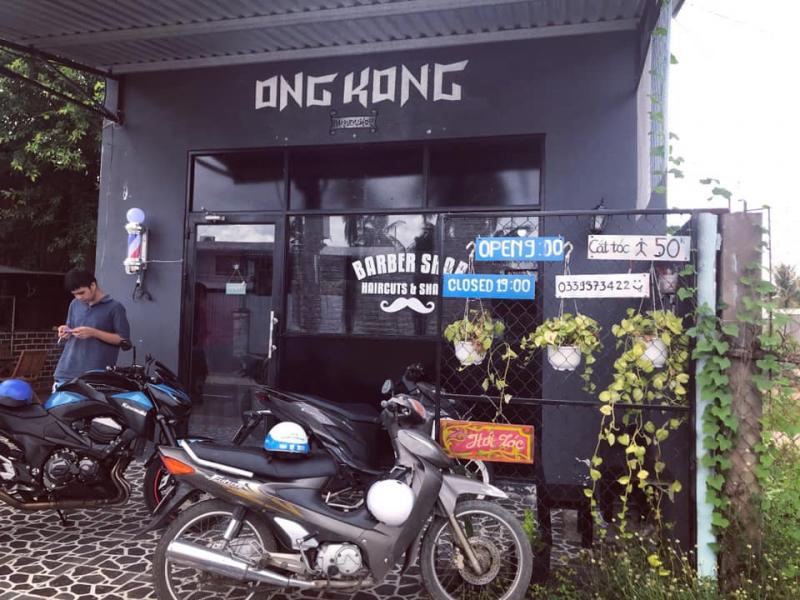 OngKong Barbershop