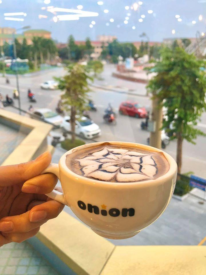Onion Coffee