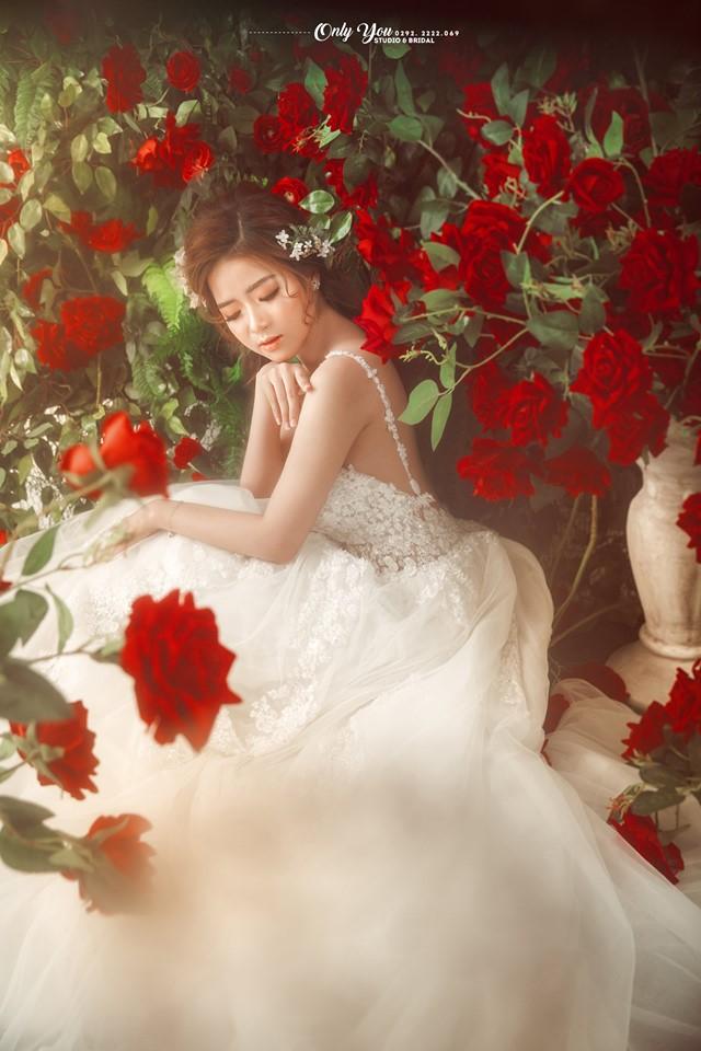 Váy cưới tại Only You Studio & Bridal