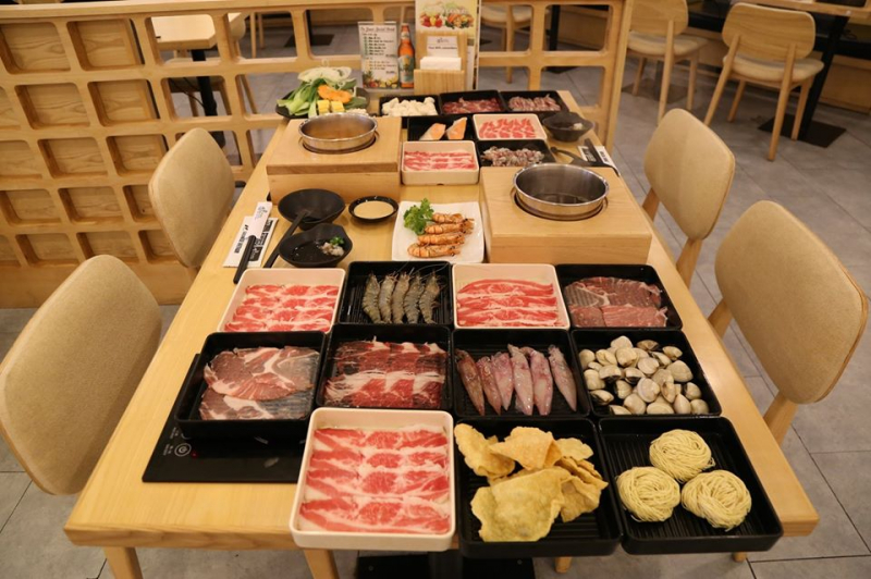 On–Yasai Shabu Shabu