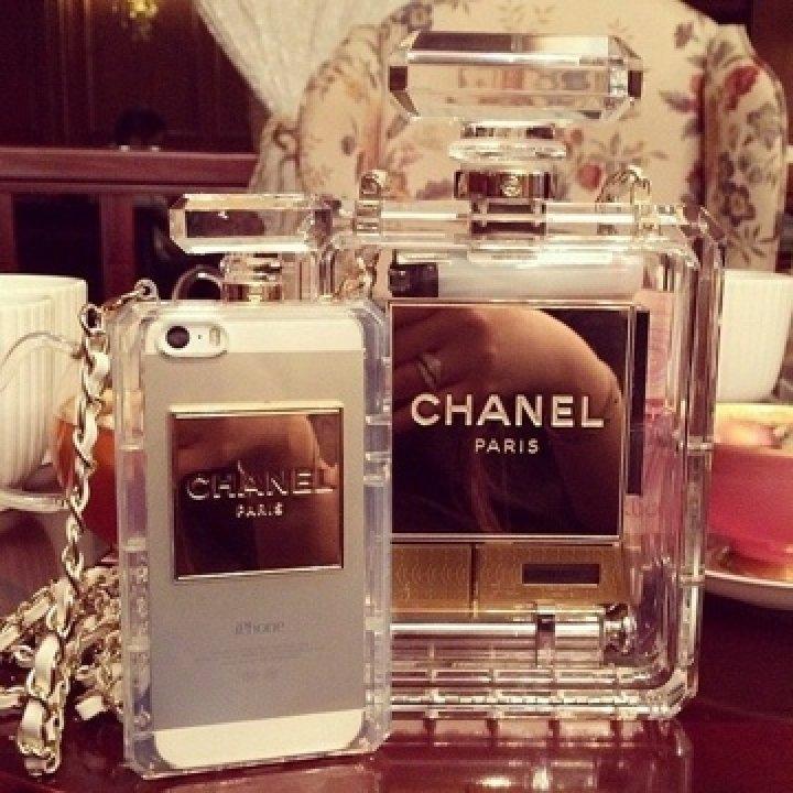 Ốp lưng Chanel No.5 Perfume Bottle