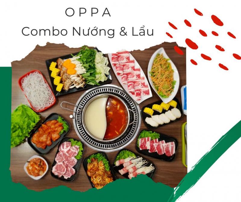 OPPA Nướng & Lẩu