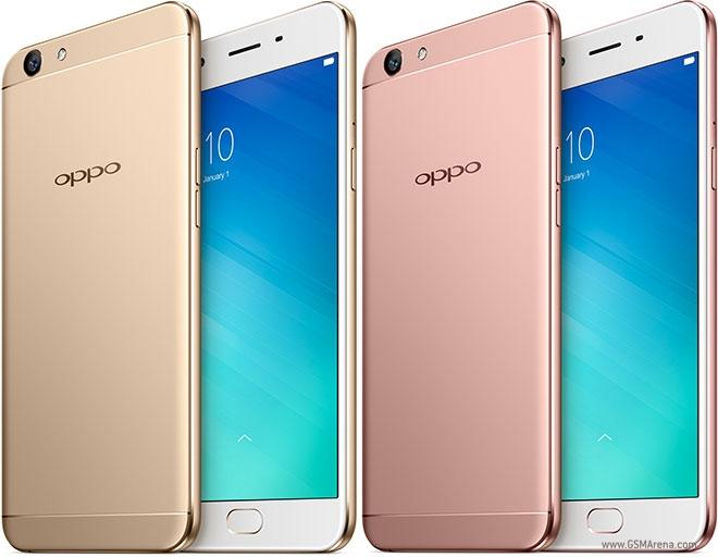 Sản phẩm mới nhất của Oppo - Oppo F1s