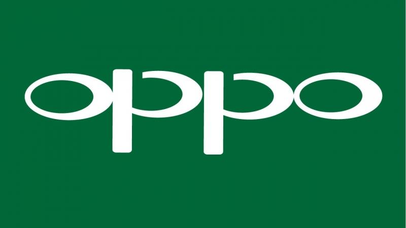 Logo của Oppo với màu sắc tươi trẻ không lẫn vào đâu được