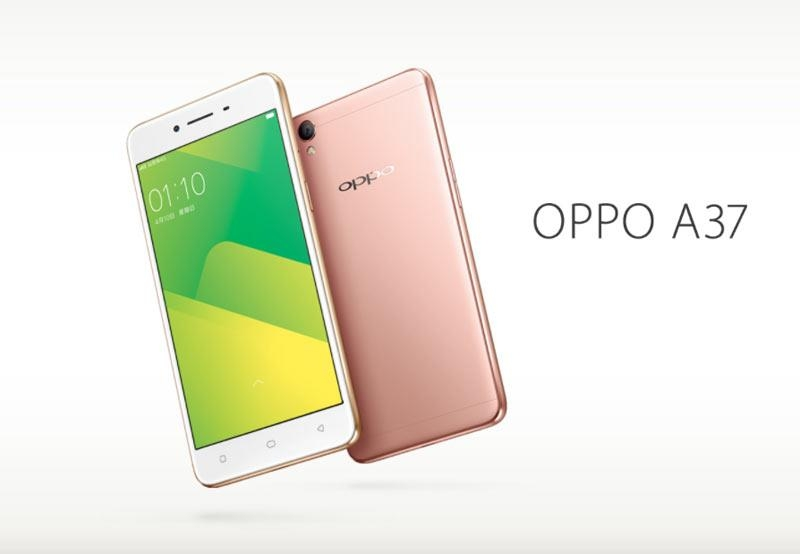 OPPO A37 là sản phẩm kế thừa sự thành công của chiếc smartphone Neo 7