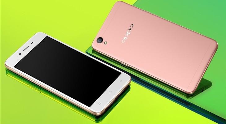 Oppo A39 (Neo 9) với mẫu mã đẹp mắt