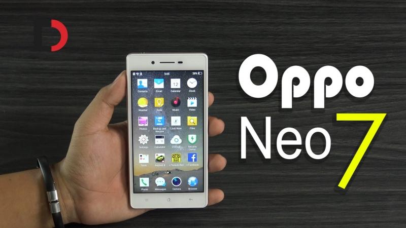 Điên thoại OPPO Neo 7s