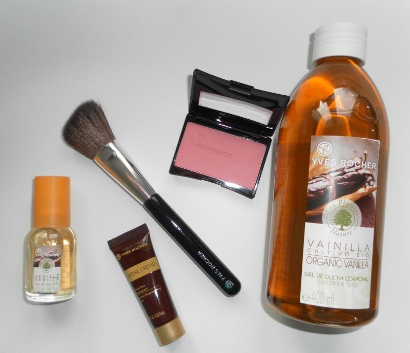 Organic Vanilla Shower Gel – Yves Rocher