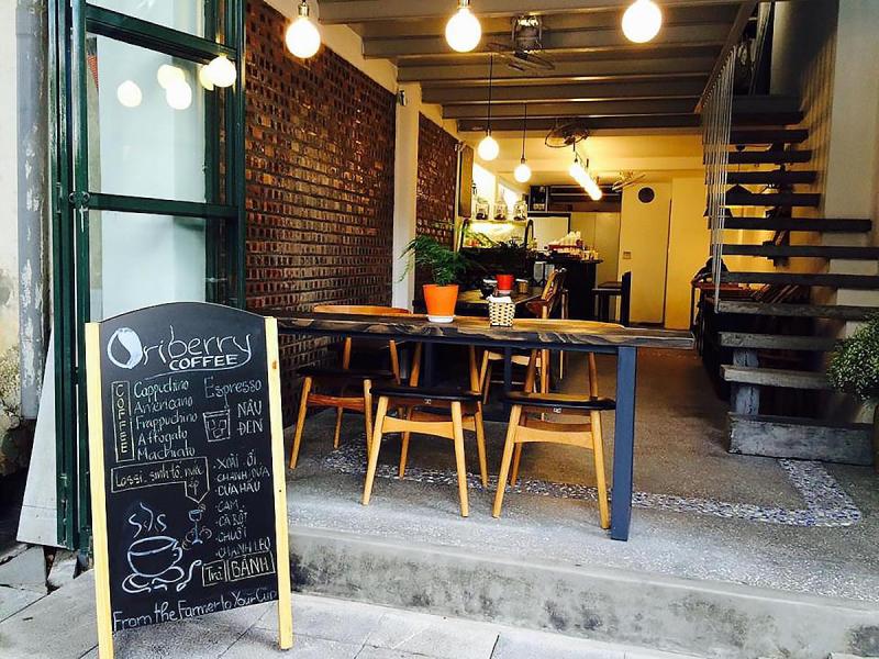 Oriberry Coffee Xuân Diệu