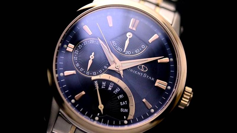 Đồng hồ Orient