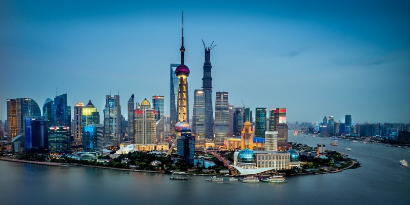 Oriental Pearl Tower là niềm tự hào của người dân Thượng Hải