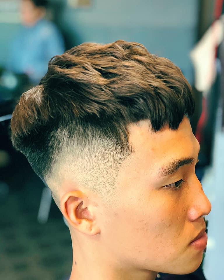 Original circle barber