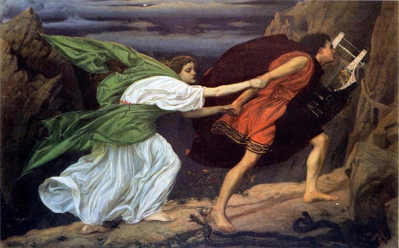 Orpheus và Eurydice