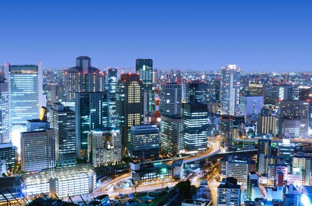 Osaka, Nhật Bản