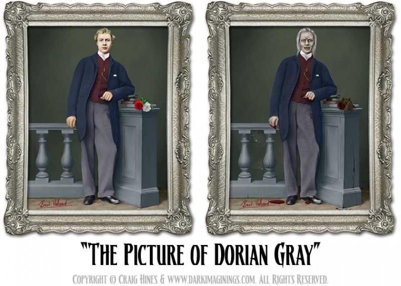 Tác phẩm Bức tranh của Dorian Gray