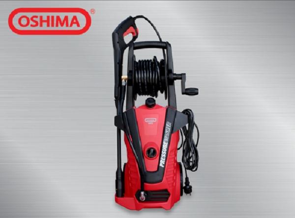 Oshima còn là thương hiệu nổi tiếng với các loại máy rửa xe