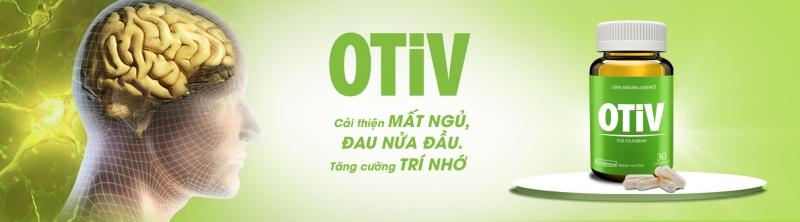 Otiv là sản phẩm chất lượng mới xuất hiện ở Việt Nam.